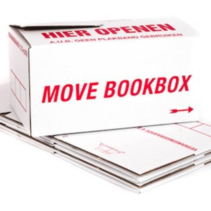 Boekendozen pakket 5 stuks