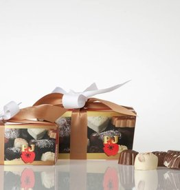 Box of Milk and White Chocolates (500gr)