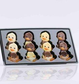 8 Happy Ducks