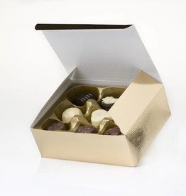 Gold Box of Mixed Chocolates (250gr)