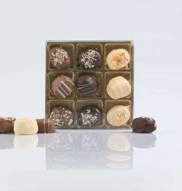 Box of Marzipan Chocolates (125gr)