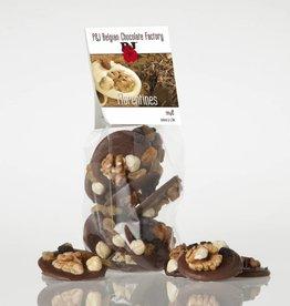 Milk Chocolate Florentines (200gr)