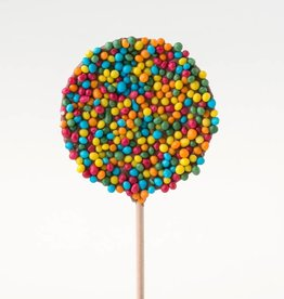 Chocolate Lolly with Crispies