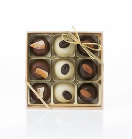 Mixed Chocolates Box (9 pieces)