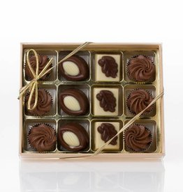 Mixed Chocolate Box (12 pieces)