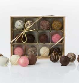 Gift Box Truffle Assortment (12 pieces)