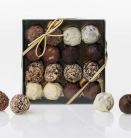 Gift Box Truffle Assortment (16 pieces)