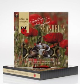 "Box of Sea Shells ""Poppy"" (250gr)"