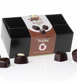 Box of Dark Praliné Chocolates