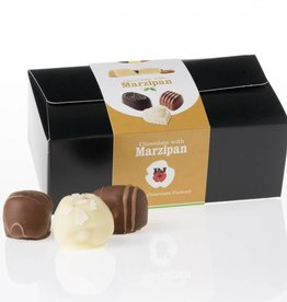 Box of Marzipan Chocolates