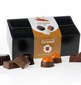Box of Caramel Chocolates