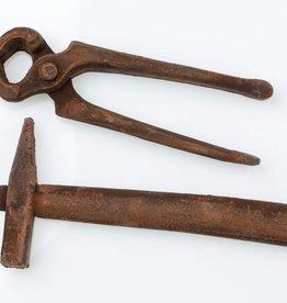 Hammer & Wire Cutter