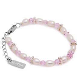 Infinity Girls Bracelet 'Infinity Pink'