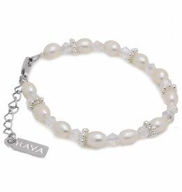 Infinity Girls Bracelet 'Infinity White'