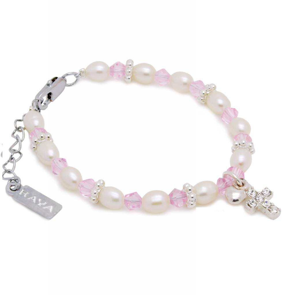 chain silver original pink product authentic for jewelry charm with women bamoer heart bracelet onlinemall safety