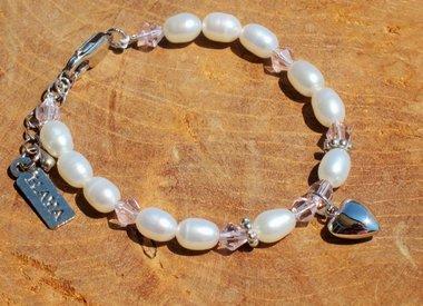 Girls bracelets (silver)