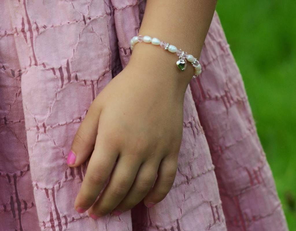 KAYA jewellery Silver Girls Bracelet 'Little Diva' Princess