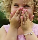 KAYA jewellery Silver Mum & Me Bracelets 'Little Diva' Little Blessing
