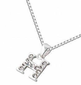 Initial jewellery Silver Mum Necklace 'Close to you'