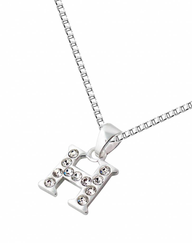 Initial jewellery Sterling Silver Mum Necklace 'Close to you'