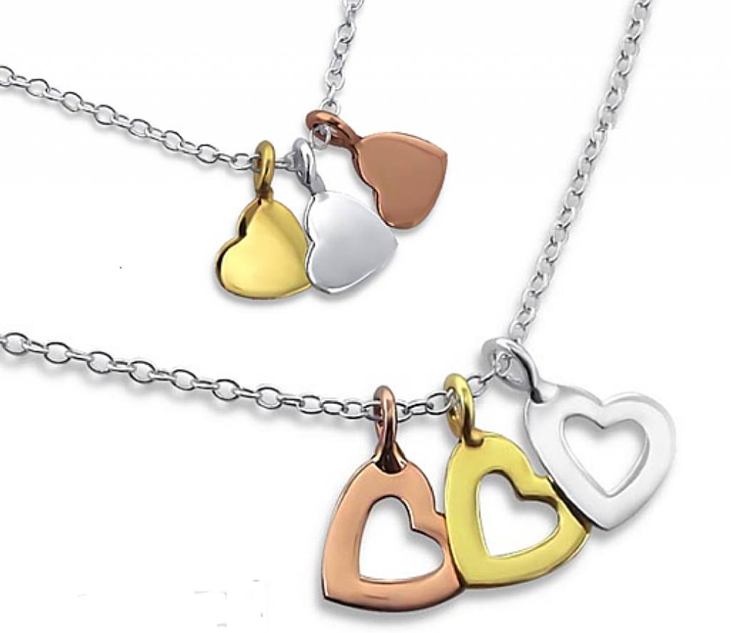 KAYA jewellery Jewellery Card mother & daughter 'For Always'