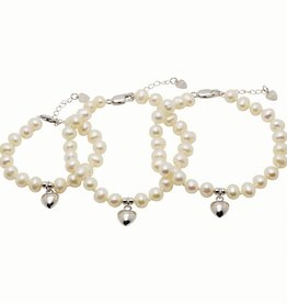 KAYA jewellery 3 Generations Bracelets 'Pure' with Heart