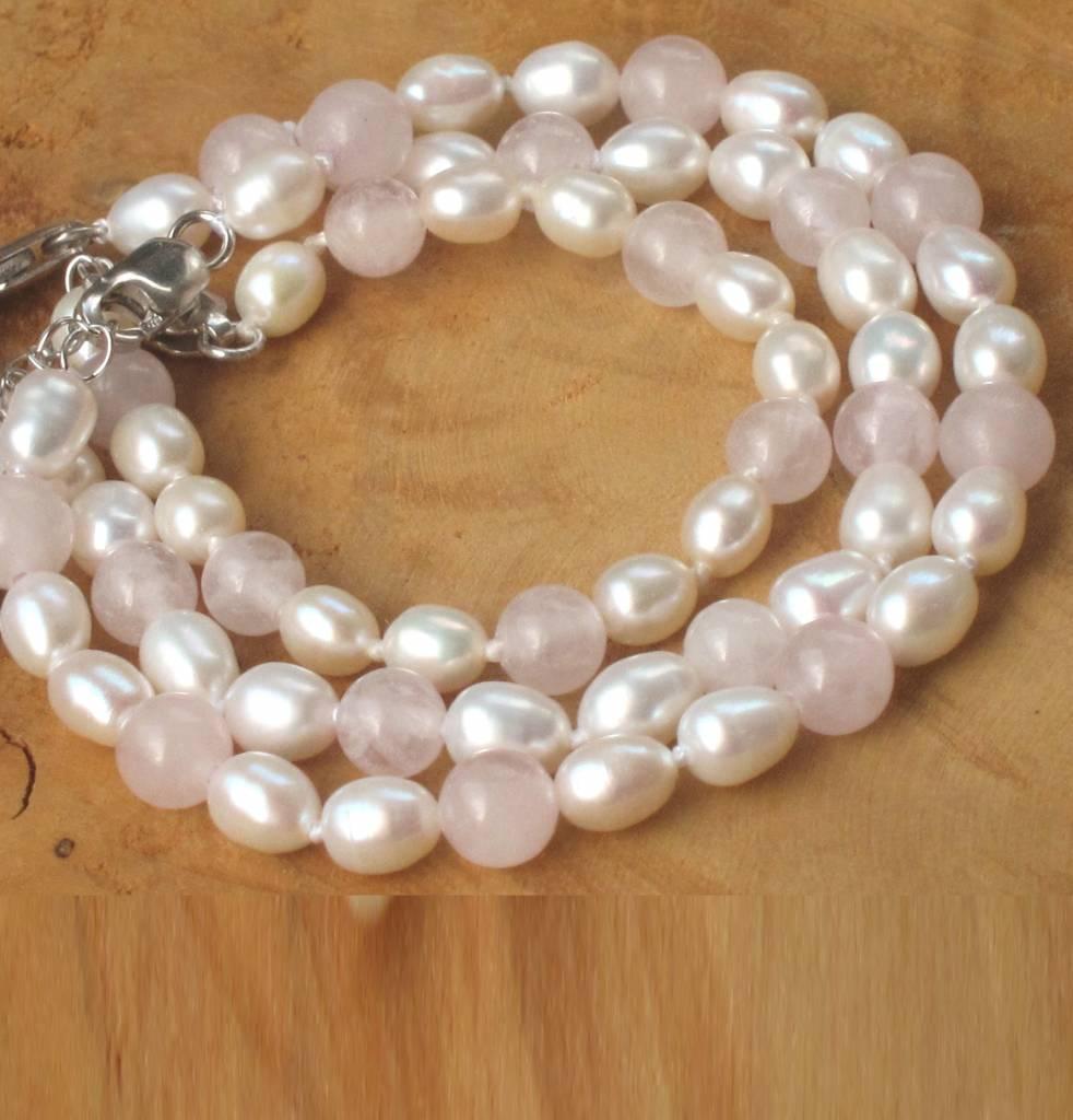 KAYA jewellery 3 Generations Silver Bracelet 'Precious'