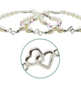 3 Generations Bracelets 'You & Me forever'