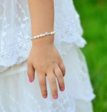 3 Generations Silver Bracelet 'You & Me forever'