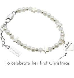 KAYA jewellery Christmas Bracelet 'Shine Bright'