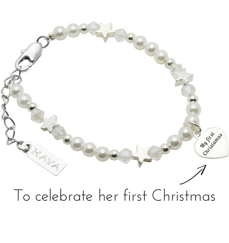 KAYA jewellery Christmas Bracelet 'Shine Bright'