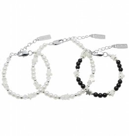 Shine Bright Mum & Daughter & Son Bracelet 'Shine Bright'