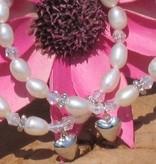 Sparkles (silver) Silver Bracelet 'Sparkles' Heart