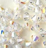 KAYA jewellery Boys & Girls Christening - Communion Bracelet 'Infinity White' with Small Cross Charm