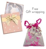 All jewellery will be luxuriously gift wrapped