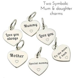Accent Charms Accent Charms for Mum & Daughter
