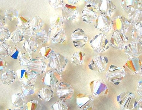 KAYA jewellery Silver Mum & Me Bracelets 'Sparkles' Cross & Heart
