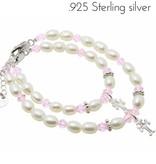 Little Diva (silver) Silver Mum & Me Bracelets 'Little Diva' Little Blessing