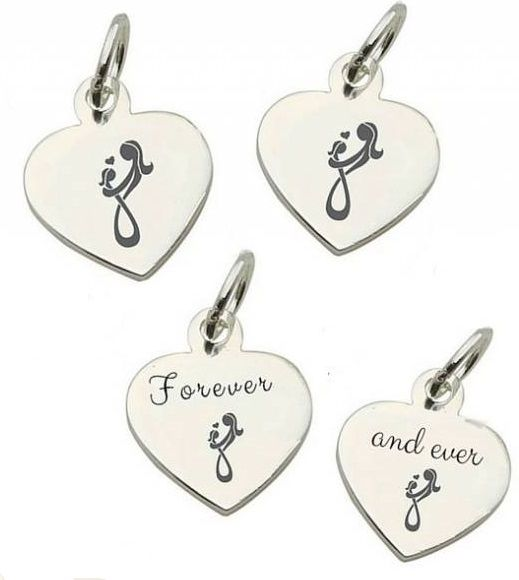 Accent Charms A lovely way to Personalise your Mum & Me Jewellery