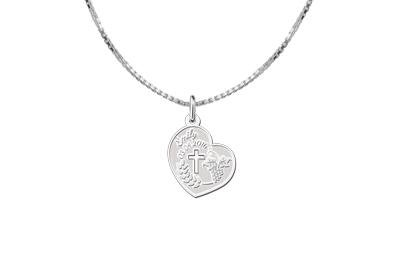 Engraved jewellery Sterling Silver Communion Gift
