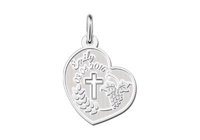 KAYA jewellery Sterling Silver Communion Gift