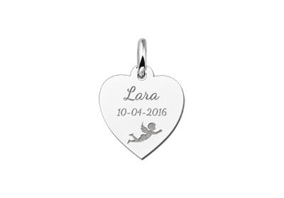KAYA jewellery Angel First Holy Communion Pendant Gift
