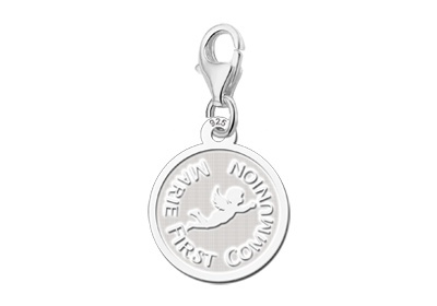 Engraved jewellery Sterling Silver 925 Communion Gift