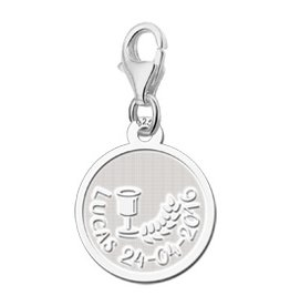 Engraved jewellery Names4ever First Communion Sterling Charm Gift