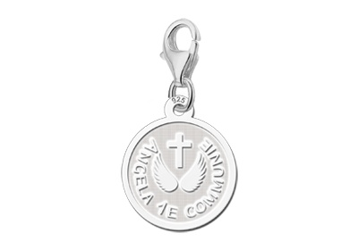 Engraved jewellery Engraved Charm 1st Holy Communion