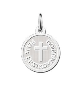 KAYA jewellery Sterling First Communion Silver Cross