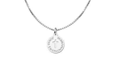 Engraved jewellery 1st Holy Communion Jewellery Cross