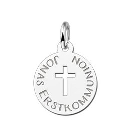 Engraved jewellery 1st Holy Communion Jewellery Cross