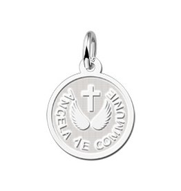 Engraved jewellery Sterling Silver 1st Communion Gift