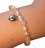 KAYA jewellery Silver Mom & Me bracelet 'Precious'